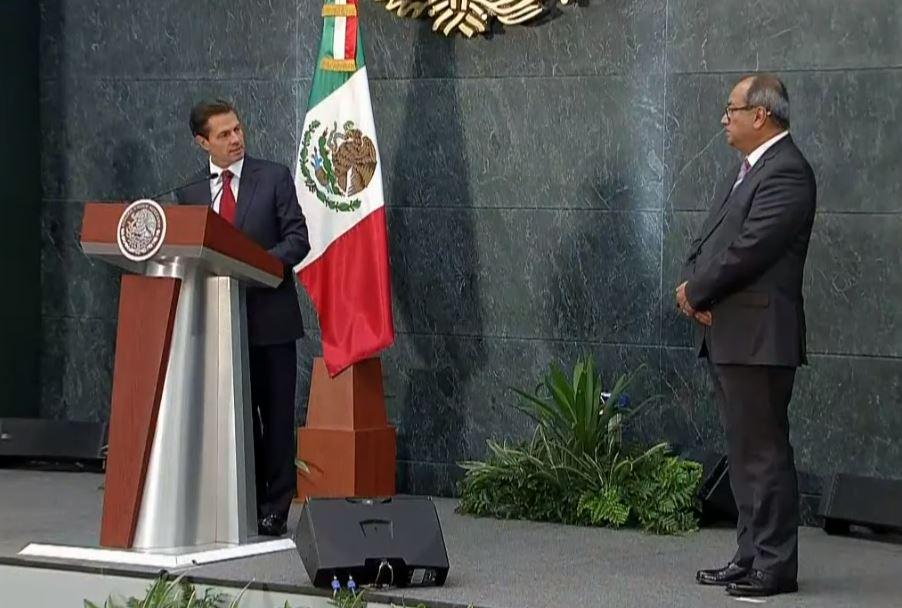 Informará EPN sobre cambios en su gabinete
