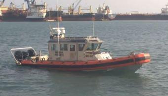 Armada de México activa operativo de seguridad en playas de Veracruz