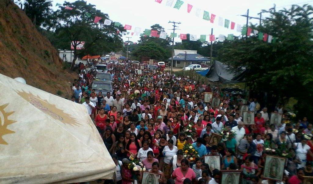 Operativo especial por peregrinaciones en Veracruz