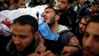 Explosión accidental provoca muerte de dos milicianos, no Israel, aclaran palestinos