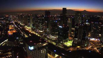 Termómetro marca 2 grados en la Ciudad de México; seguirán heladas y frío
