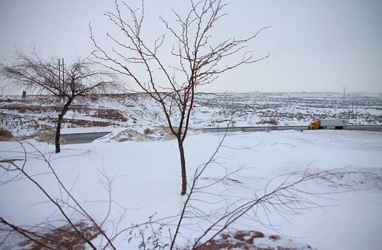 Primera tormenta invernal provocará nevadas en el norte de México