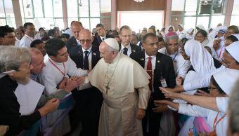 hablar mal terrorismo asegura papa francisco