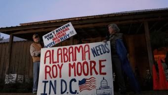 Alabama elige senador en medio de escándalo por acoso sexual