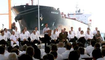 EPN declara Zonas Económicas Especiales Salina Cruz y Progreso