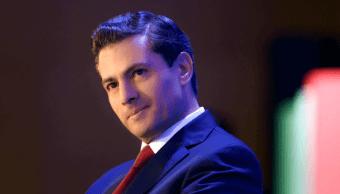 Peña Nieto felicita a Sebastián Piñera por triunfo en comicios de Chile