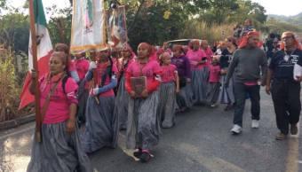 Peregrinación de Villaflores, tradición de más de 50 años en Chiapas