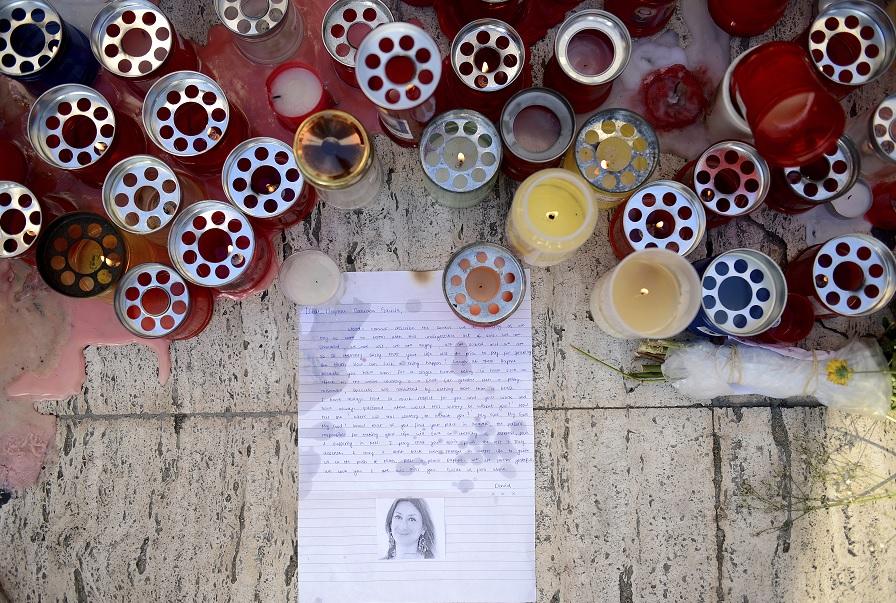 Arrestan a 10 por asesinato de Daphne, periodista de Panama Papers