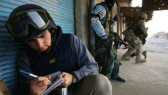Hay 262 periodistas encarcelados todo mundo realizar su trabajo