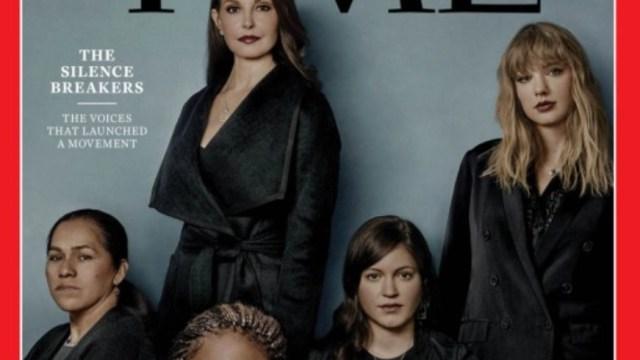 'Time' designa 'Persona del año' a las mujeres contra acoso sexual