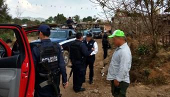 Atacan sede policial en Uruapan, Seguridad Pública refuerza operativos