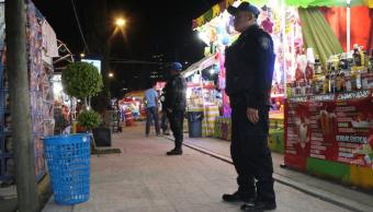 Es un honor cuidar a ciudadanía este 25 de diciembre, dice policía