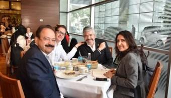 Realizarán encuesta para elegir candidato del Frente por la Ciudad de México