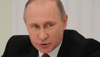 El presidente de Rusia, Vladimir Putin. (EFE)