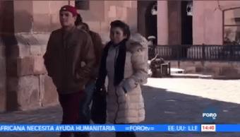 Primer deceso por frío en Zacatecas