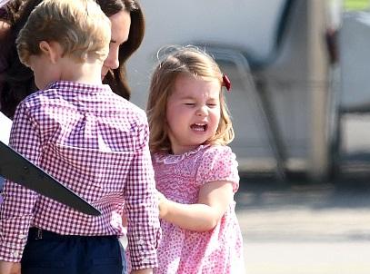la princesa charlotte acudirá a la guarderia desde enero