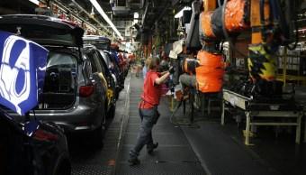 La producción industrial de Estados Unidos sube en noviembre