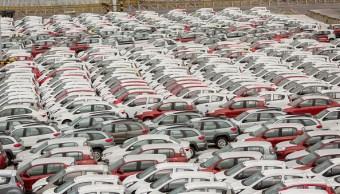La producción y exportación de autos sube en noviembre