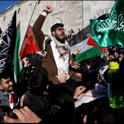 Manifestaciones en países árabes contra decisión de Trump sobre Jerusalén