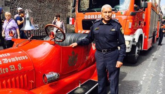 sindicato busca remover jefe vulcano director bomberos cdmx