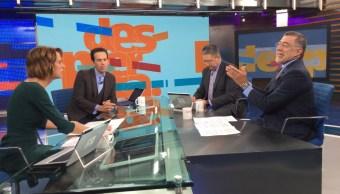 René Delgado analiza peculiaridades de aspirantes a contender por la Presidencia