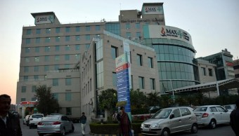 Retiran licencia a hospital en India