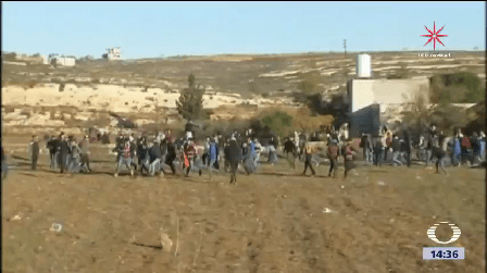 Reunión Urgencia ONU Jerusalén Consejo Seguridad