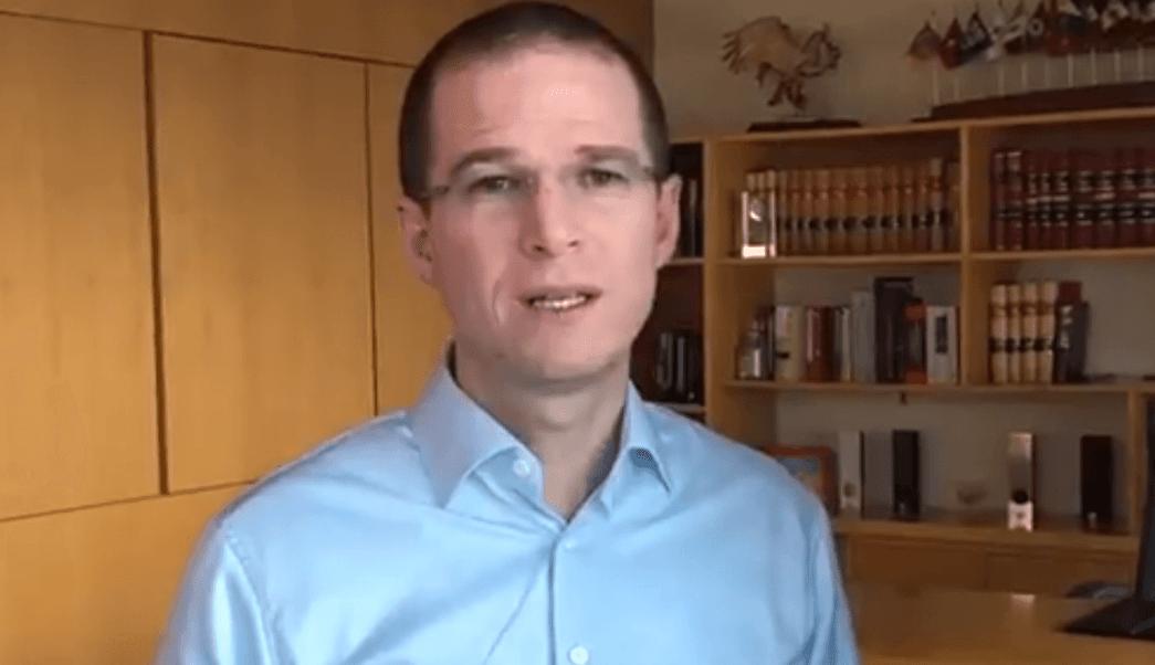Ricardo Anaya critica propuesta de amnistia de Amlo