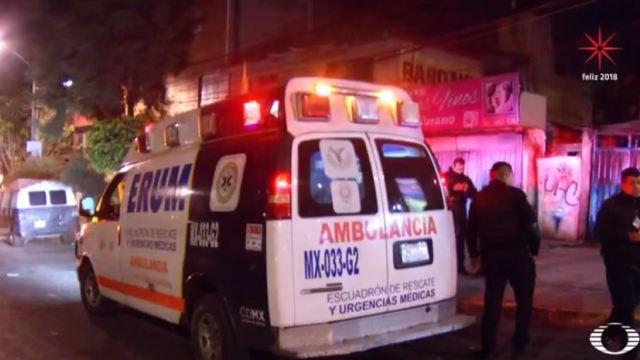 Riña en Santa Úrsula deja dos policías lesionados
