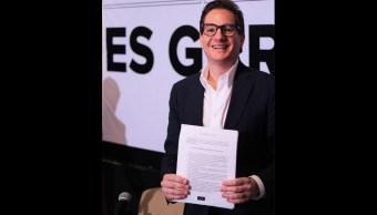 salomon chertorivski presenta propuestas cdmx