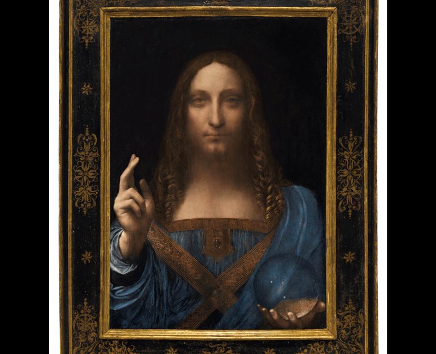 'Salvator Mundi', de Leonardo da Vinci. (Reuters)