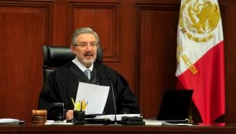 SCJN advierte sobre seguridad jurídica en proceso electoral