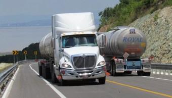 Robo a transporte de carga aumentó 85.5% en 2017