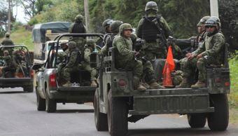 Marina Ejército refuerzan vigilancia contra narcotráfico Sinaloa