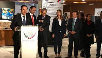 Cámara de Diputados realiza Semana de Israel