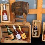 Puebla produce 150 mil botellas de sidra para celebraciones navideñas