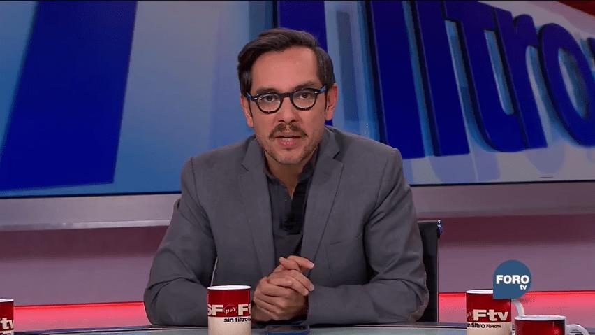 Sin Filtro con Genaro Lozano: Programa del 10 de diciembre del 2017