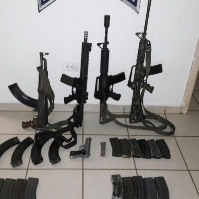 Sedena: 200 mil armas por año ingresan de forma ilegal a México