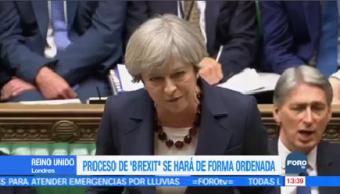 Brexit, No Hay Nada Acordado Theresa May Primera Ministra Británica