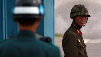 Soldado norcoreano deserta Surcorea cruzar zona desmilitarizada
