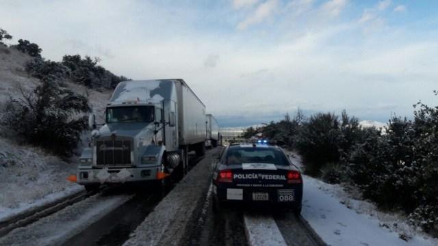 autoridades atienden poblacion vulnerable heladas sonora