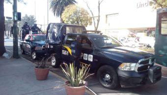 Arrestan a implicado en la agresión a policías en Coyoacán