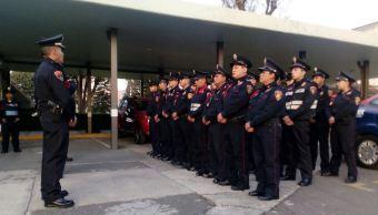 ssp cdmx implementa dispositivo policias seguridad