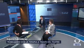 Terapiteatro Brinda Apoyo Emocional Niños Terapeuta Julia Borbolla
