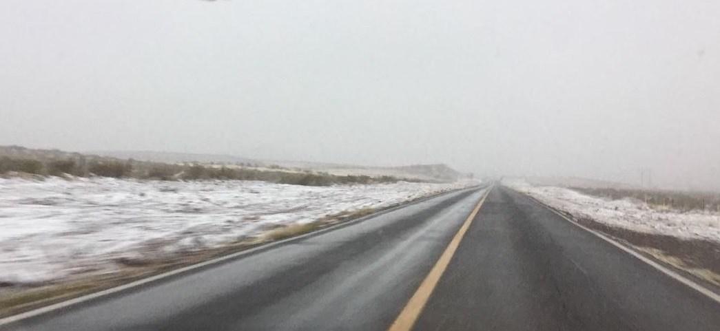 Frío intenso afecta Sonora y ya esperan la quinta tormenta invernal