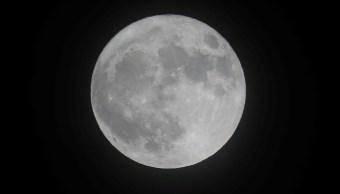 Capitalinos podrán ver este domingo la última superluna de 2017
