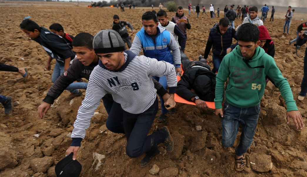 Israel ataca puestos militares en Gaza tras lanzamiento de proyectiles