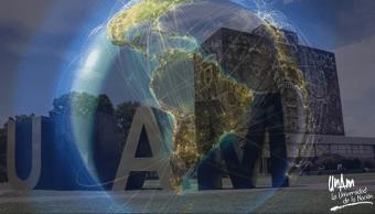 UNAM destaca su presencia internacional durante 2017