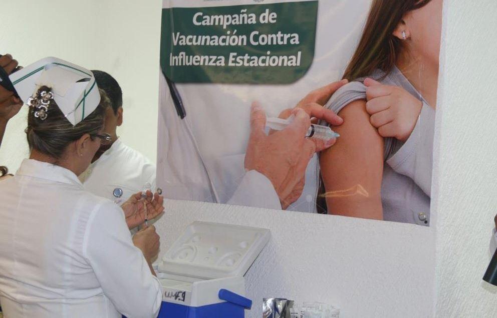 Disminuyen muertes por influenza en lo que va de la temporada