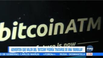 Valor Bitcoin Aumenta Preocupación Riesgos